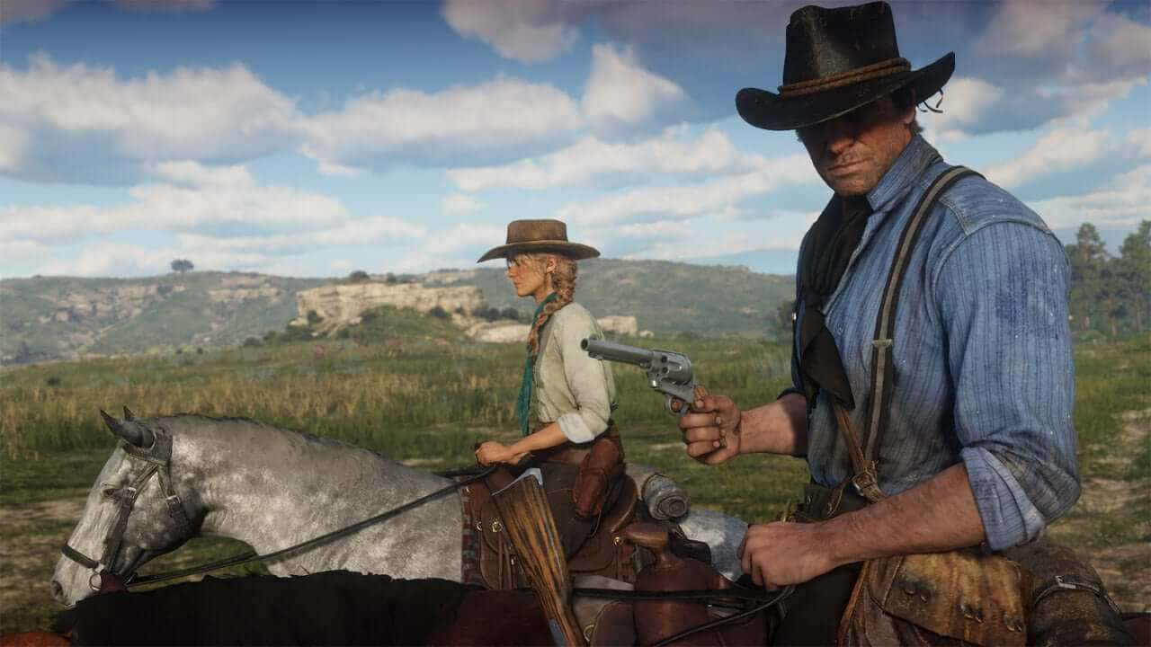 Red Dead Redemption 2 Coming to Google Stadia