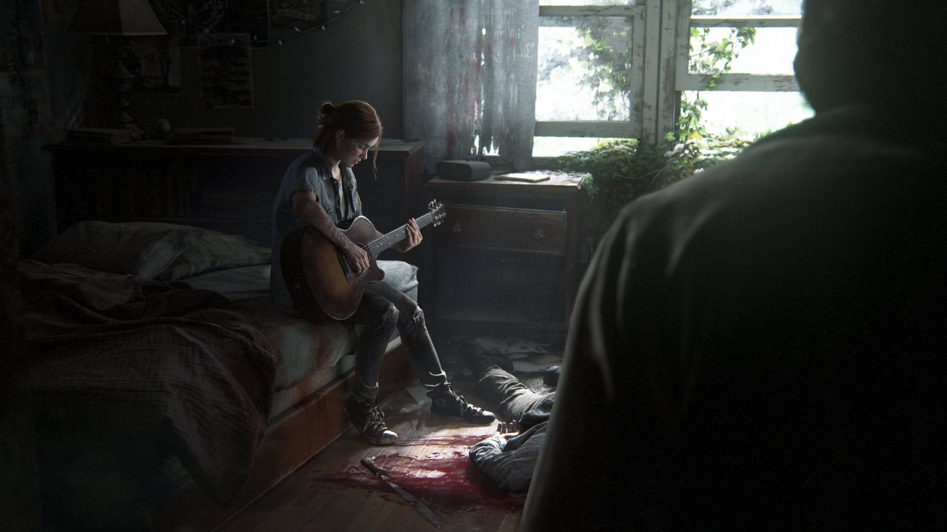 Last of Us Part 2 Co-Writer Impressed by Naughty Dog's Ability