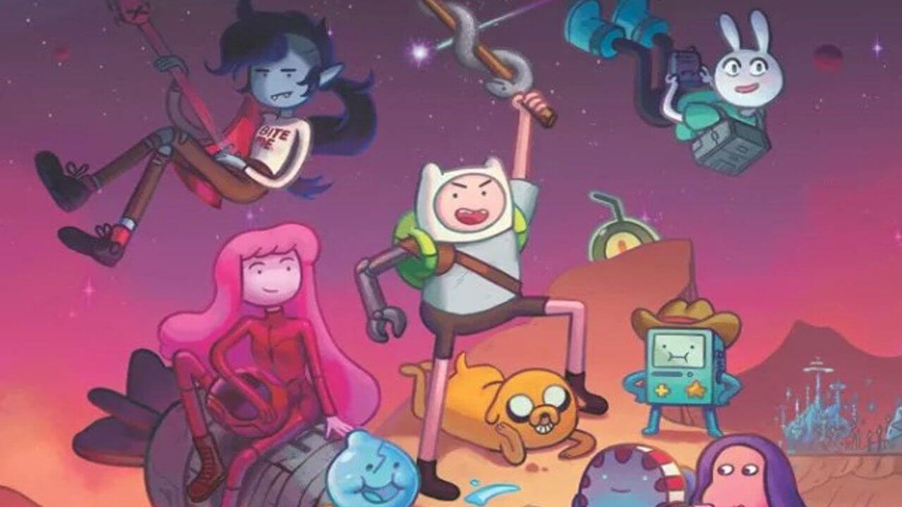 Adventure Time: Distant Lands Reveals New Secrets on Peppermint Butler
