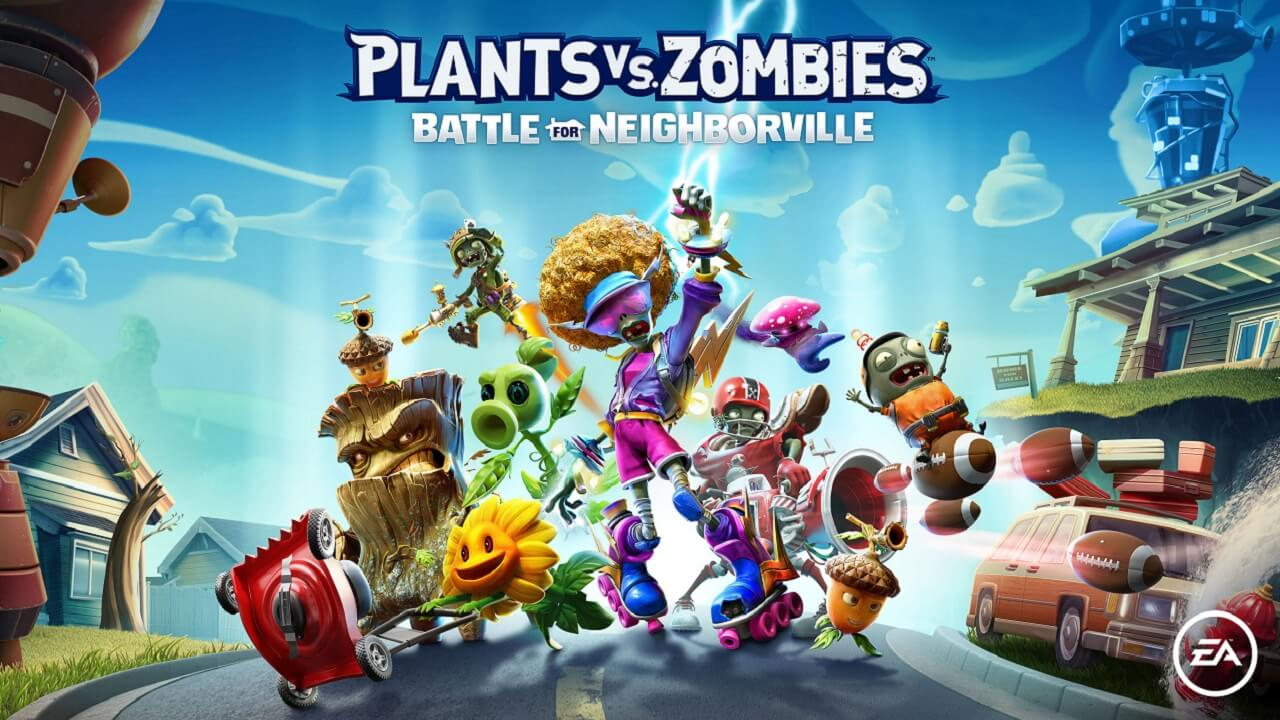 Plants vs Zombies Battle for Neighborville Review: Time for the Series to End?