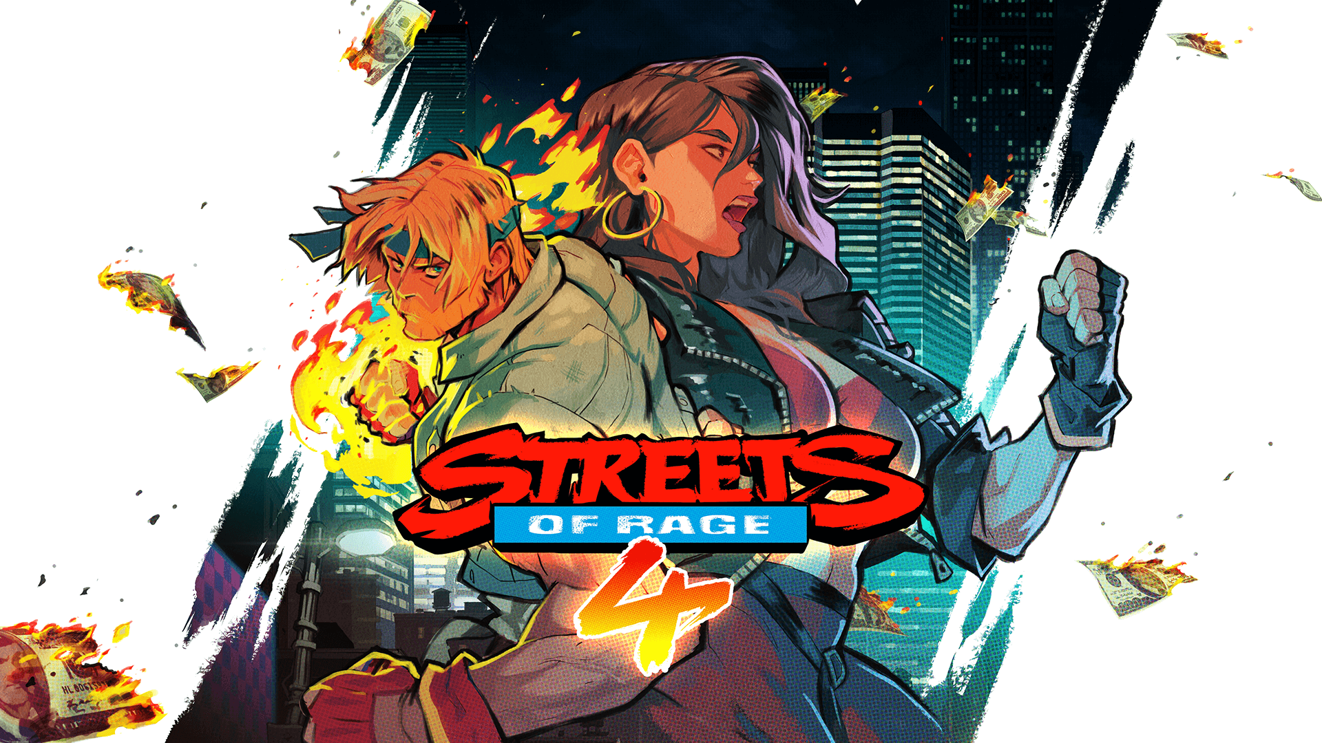 Behind the Scenes Footage of Streets of Rage 4 Released