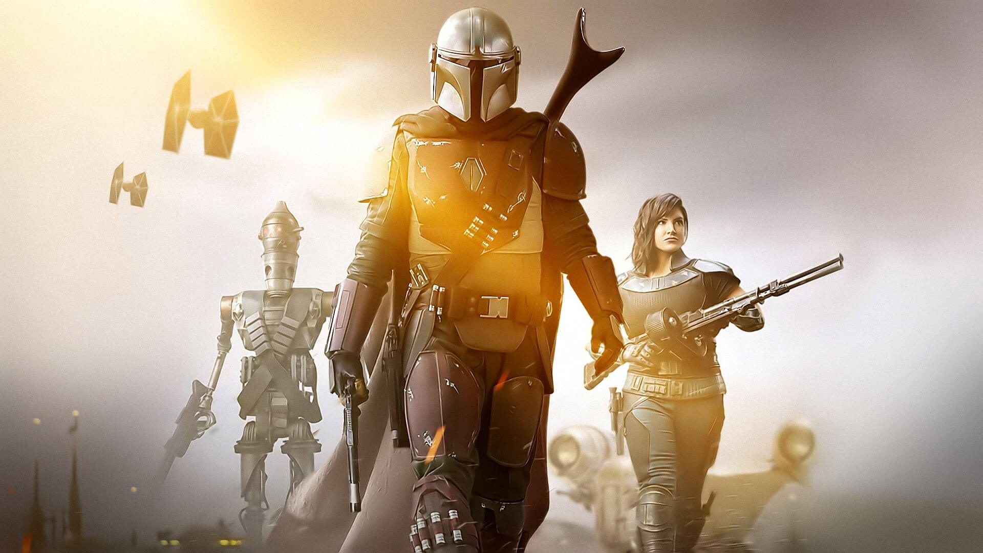 The Mandalorian References Dungeons and Dragons' Mind Flayers