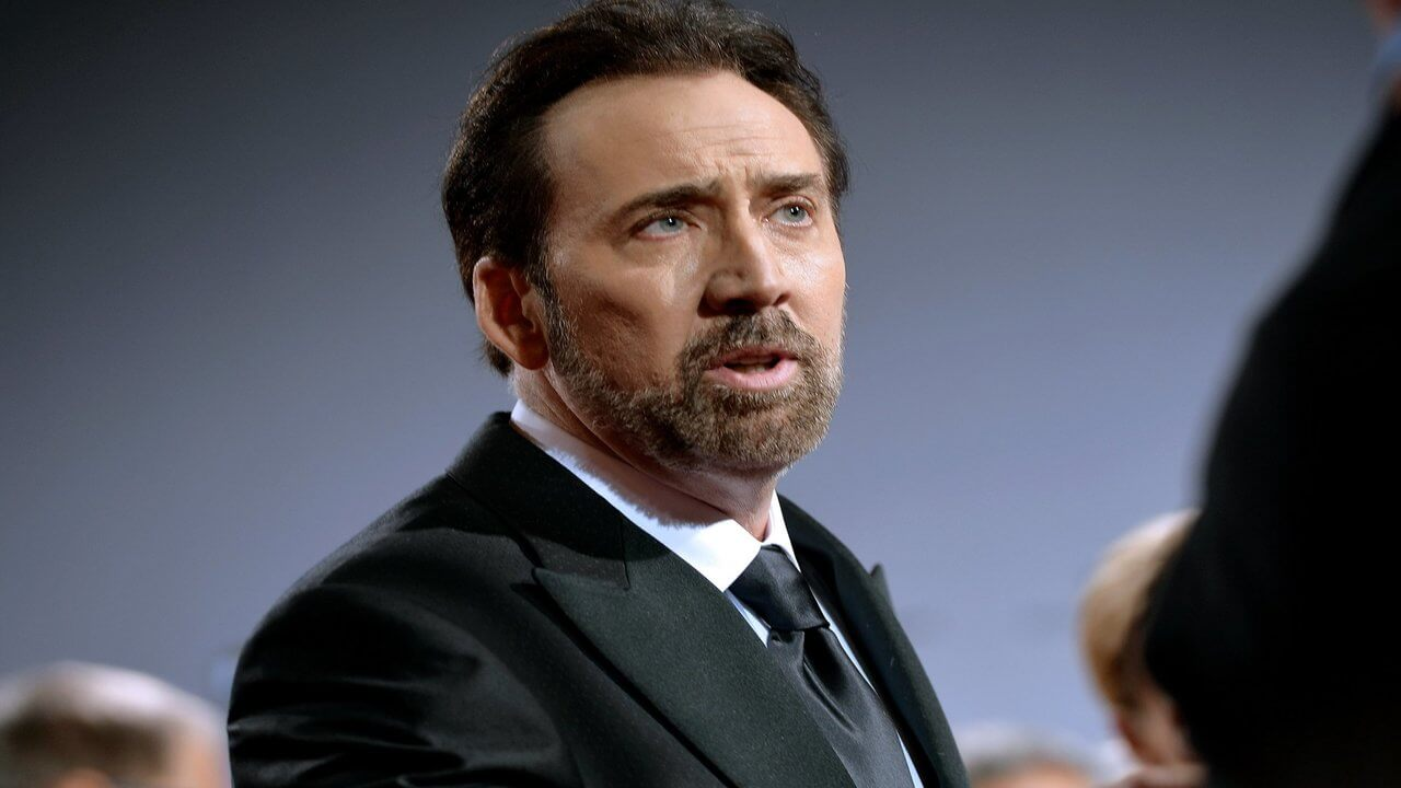 Nicholas Cage To Play Himself in