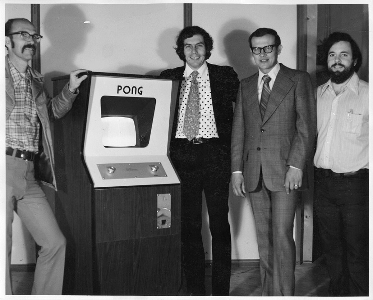 Pong Was Released 47 Years Ago Today