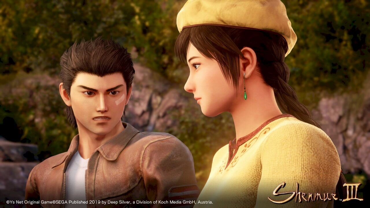 Shenmue Is Getting An Official Anime