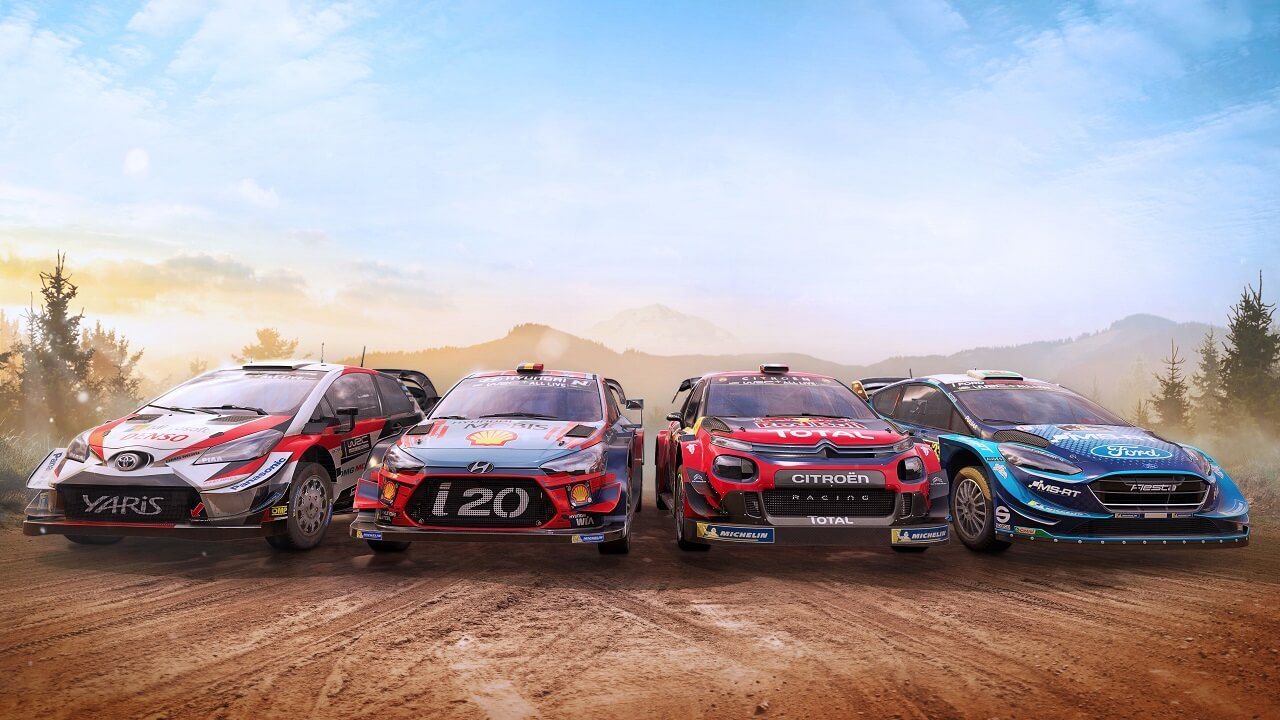 WRC 8 Review: Serious Rally Racing Hits The Switch