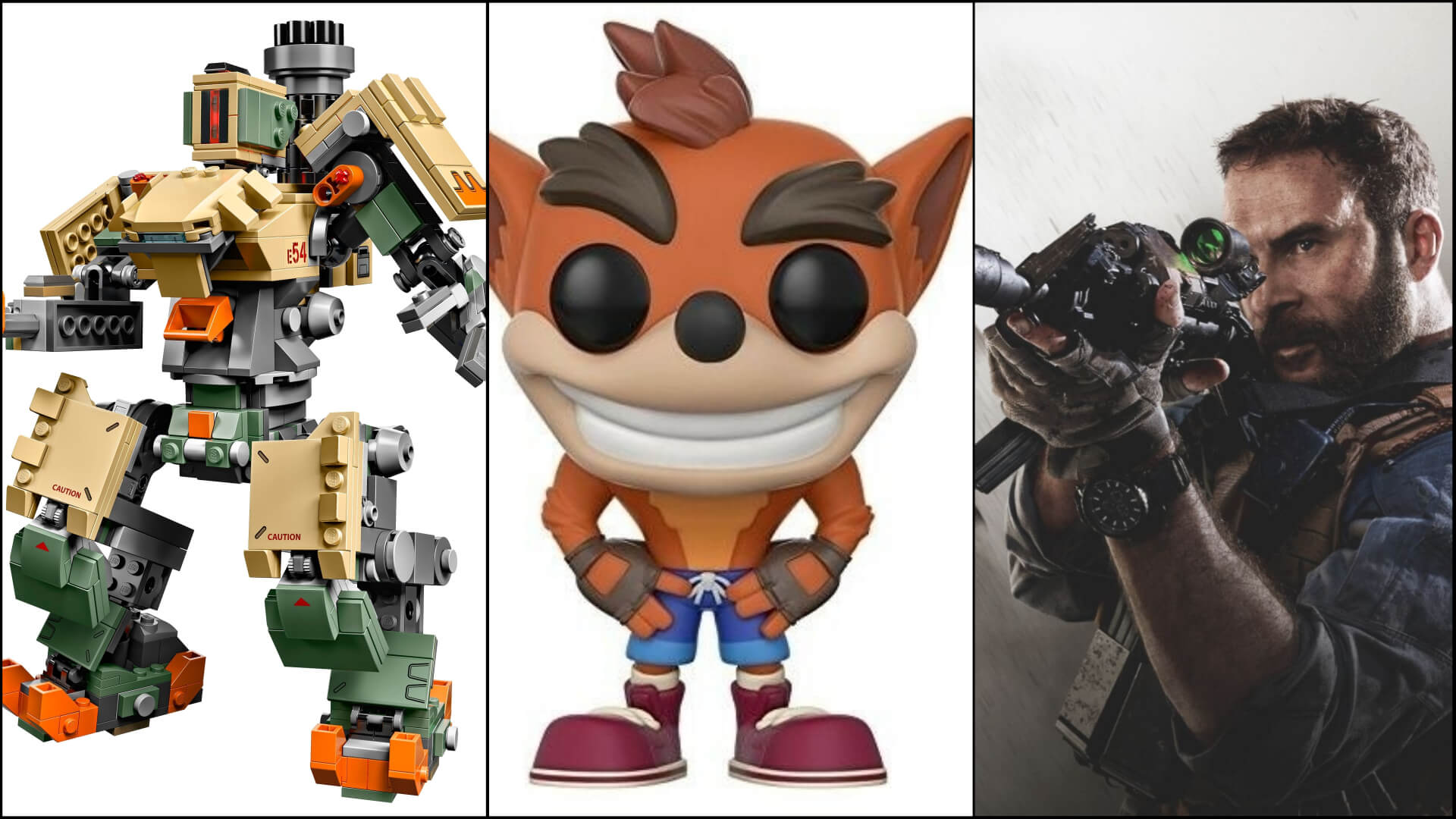 Holiday Gift Guide 2019: Activision & Blizzard Products