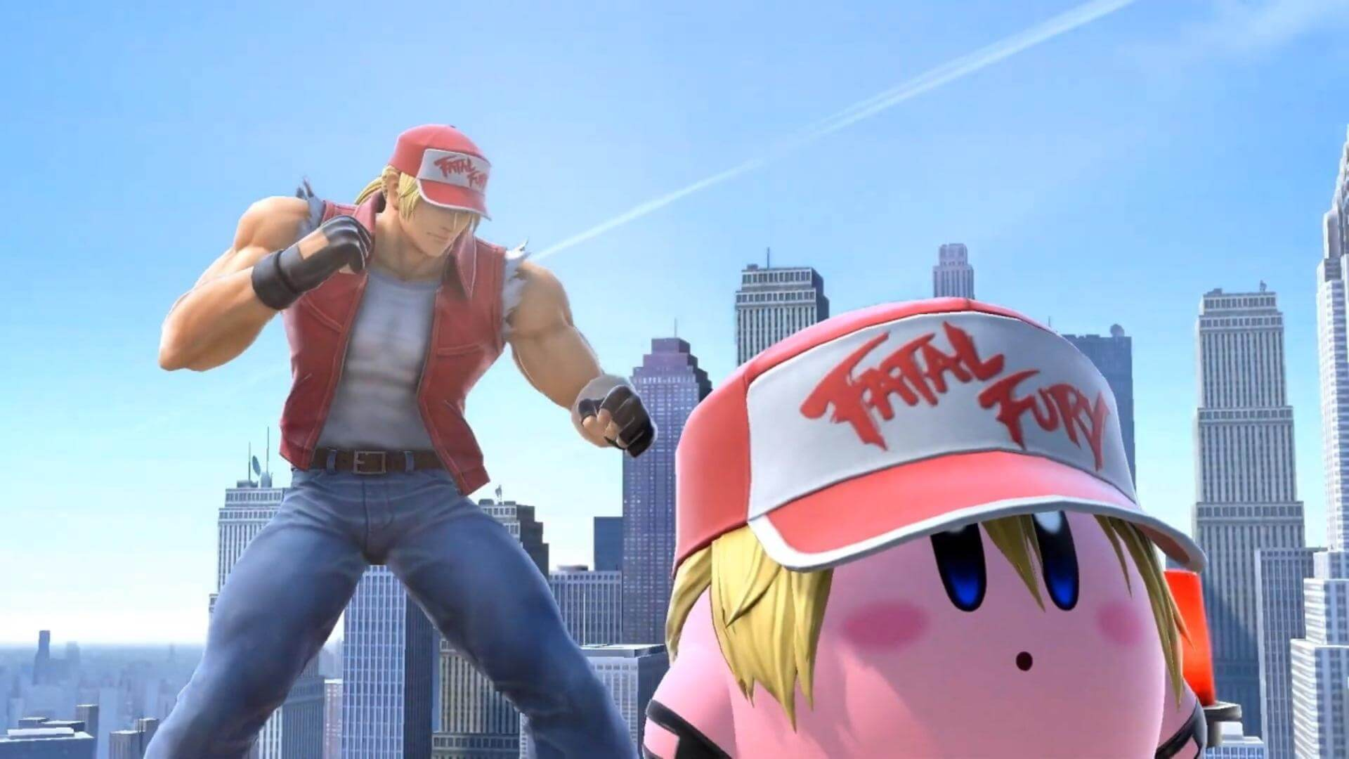 Fatal Fury's Terry Bogard Joins the Fight in Super Smash Bros. Ultimate