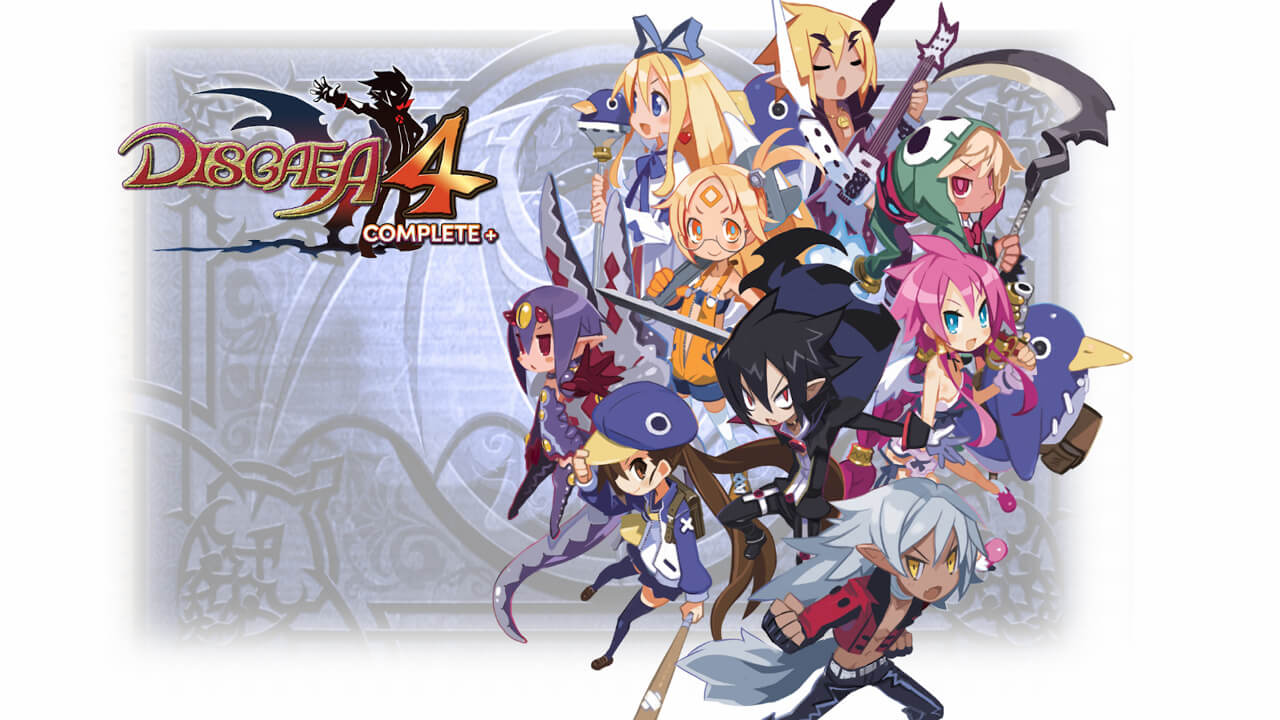 Disgaea 4 Complete + Review