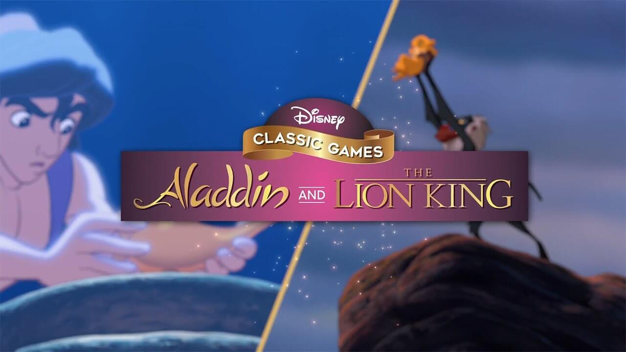 Disney Classic Games: Aladdin and The Lion King Review: Hello Old Friends