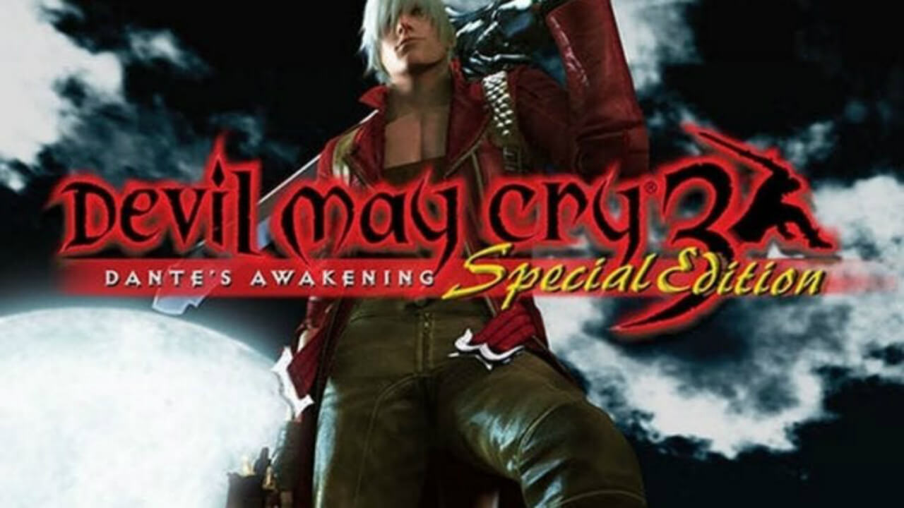Devil May Cry 3: Special Edition Comes to Switch