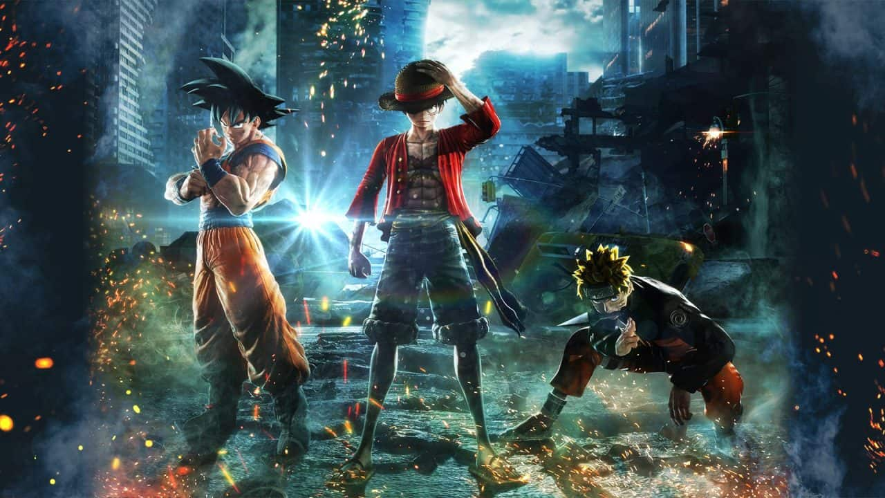 Jump Force New DLC Characters Revealed in Gameplay Trailer