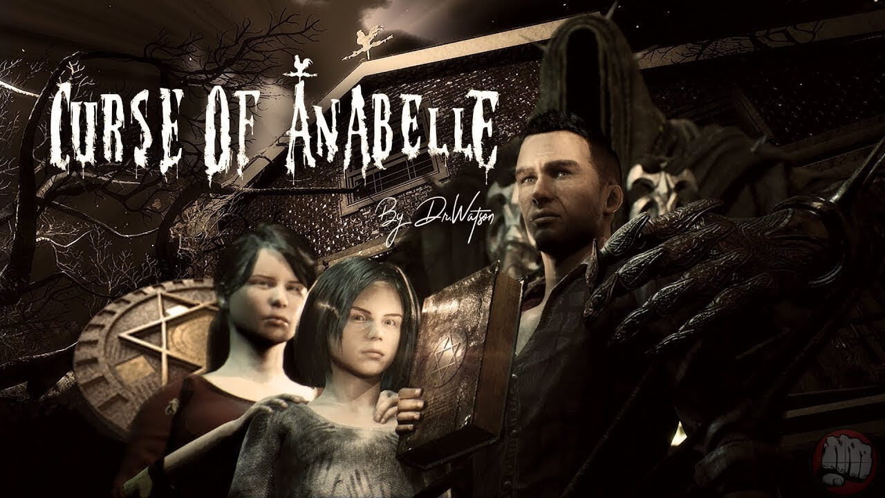 Kickstarter Project Curse of Anabelle is Almost Fully Funded