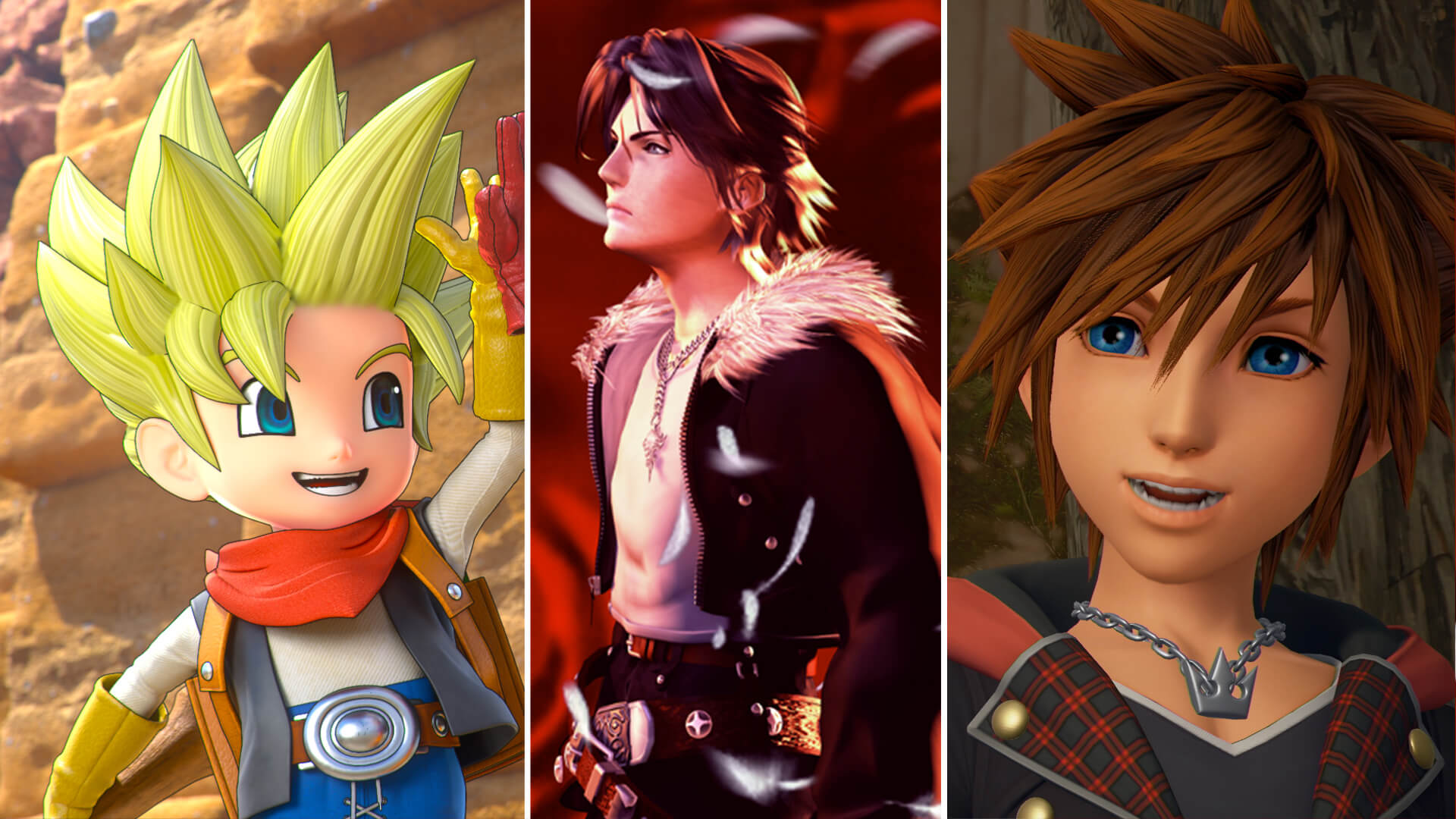 Holiday Gift Guide – Square Enix Holiday Line-Up