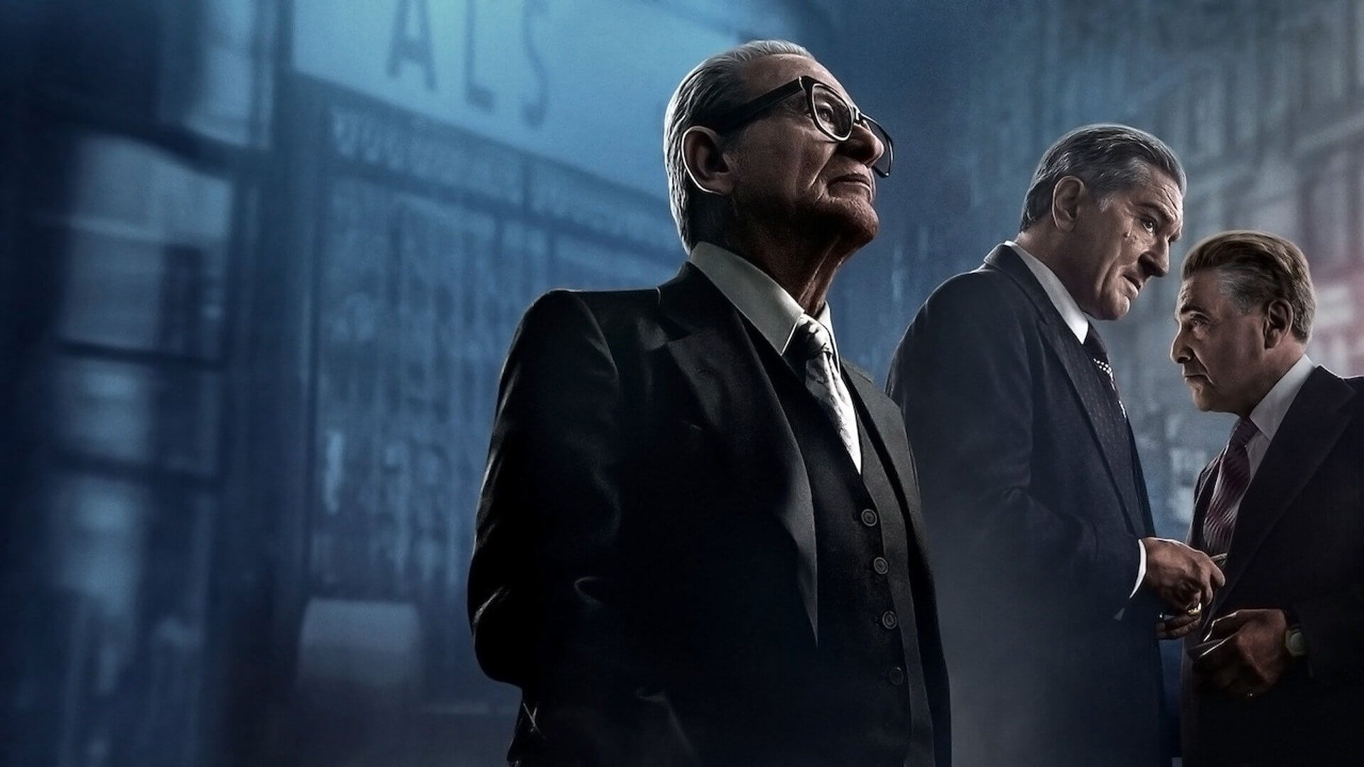 The Irishman Review - Old People: The Movie