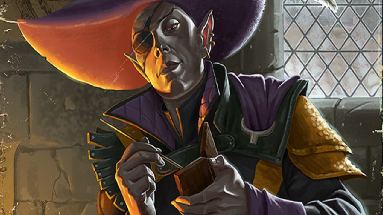 Dungeons and Dragons: Jarlaxle's Guide to Traps