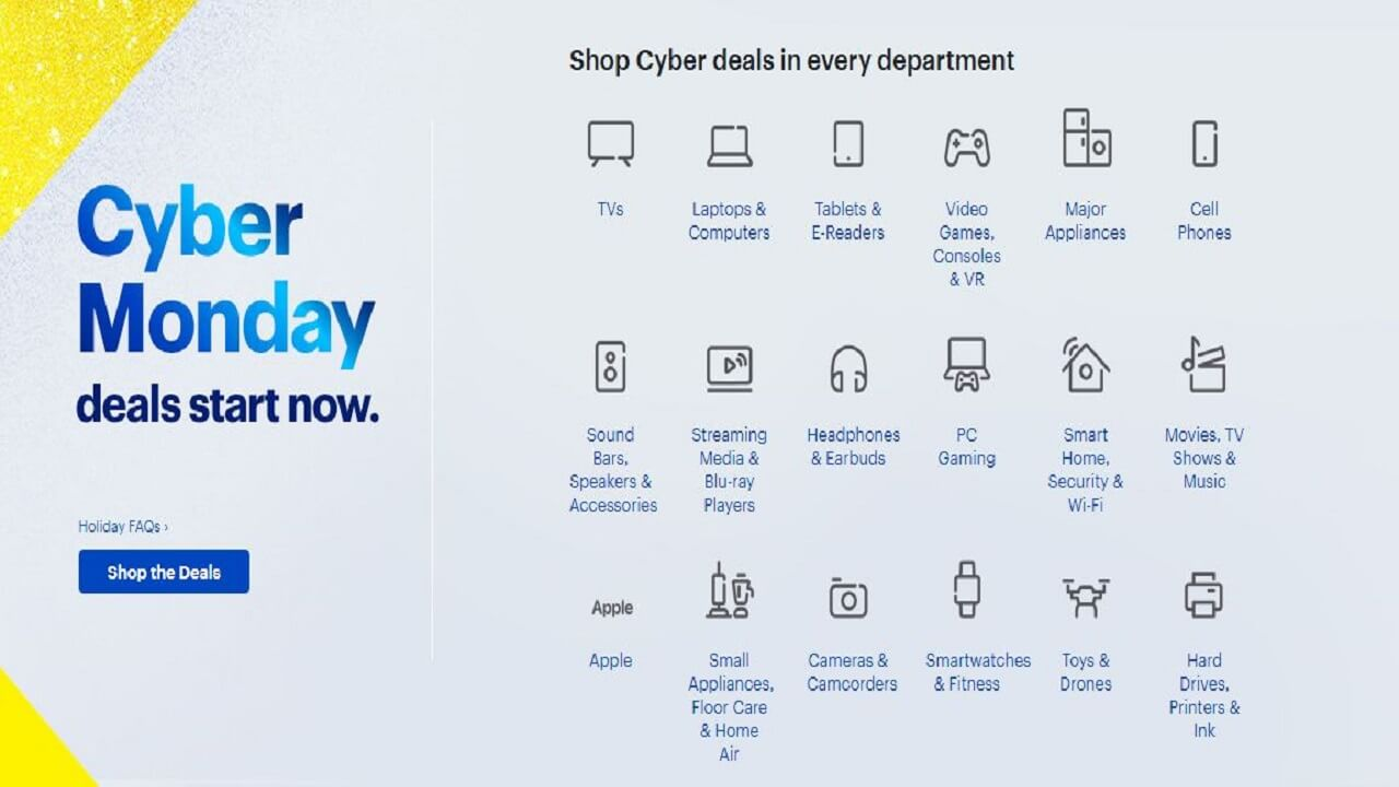 Cyber Monday Deals at Best Buy Offer Big Switch Savings