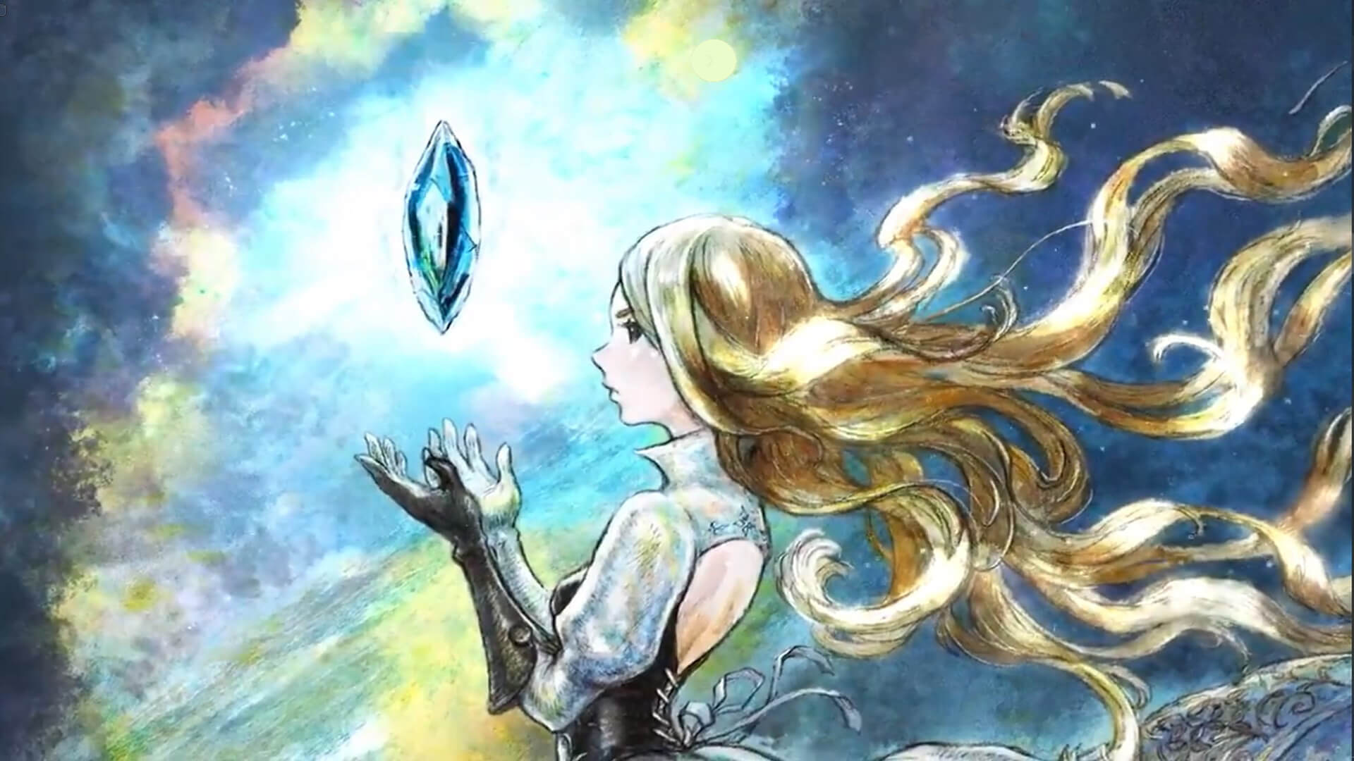 Third Bravely Game Coming to Switch: Bravely Default 2