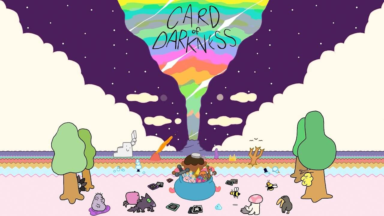 Card of Darkness Gets a Tribute Remix Album
