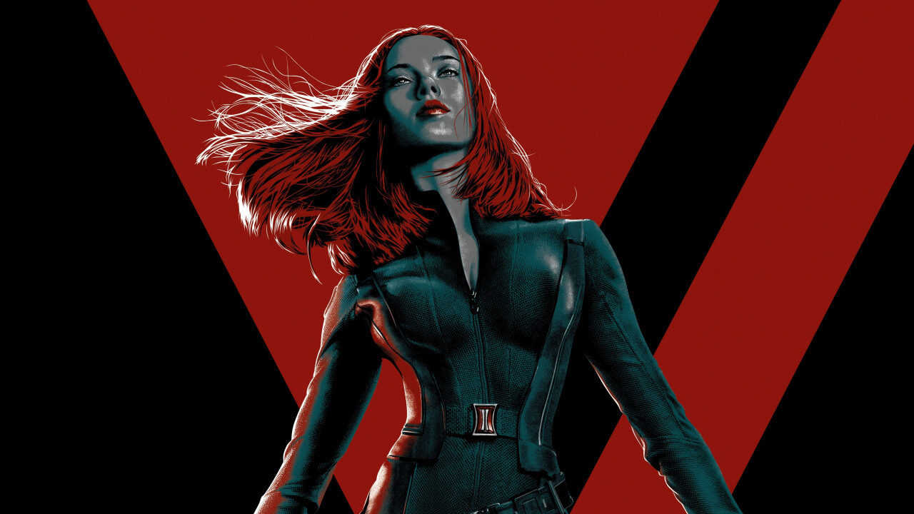 The Black Widow Movie Gets Its First Trailer