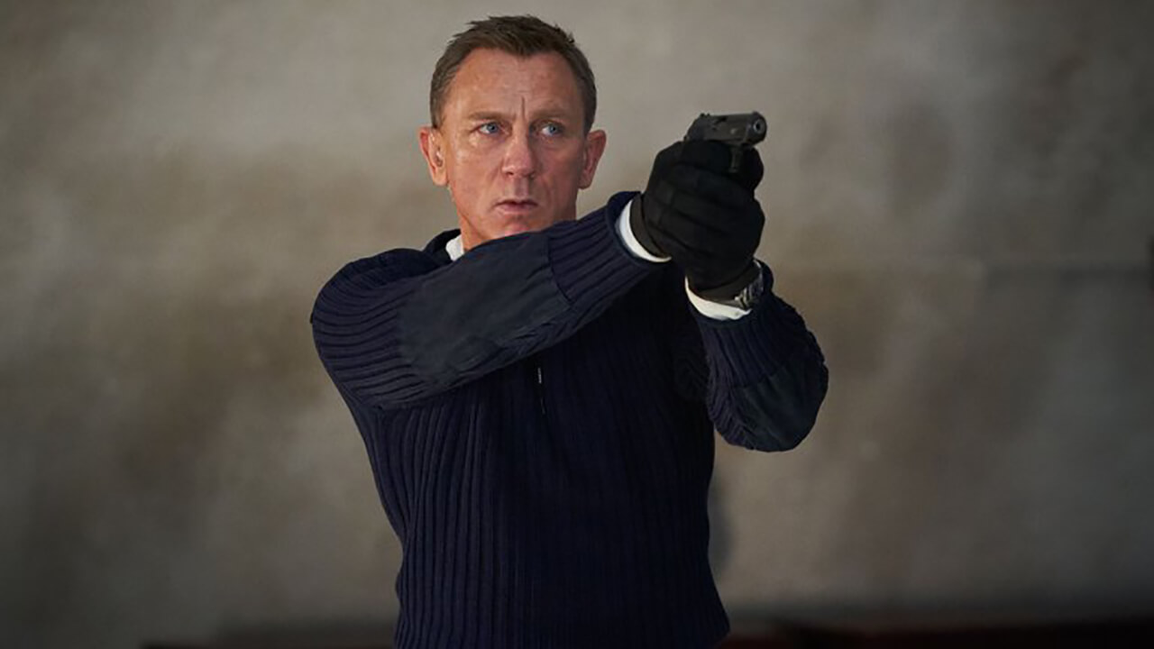 James Bond: No Time To Die Trailer Released