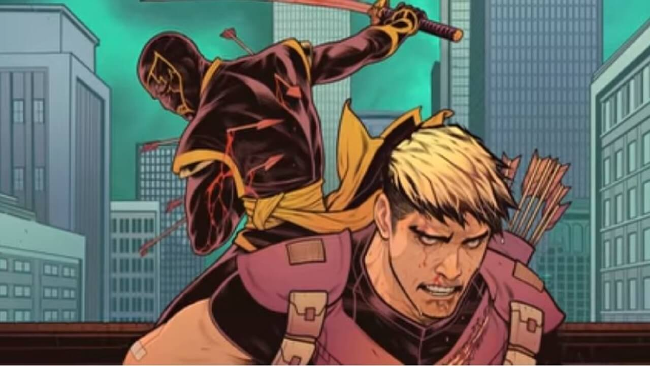 Marvel Releases a Trailer for Their New Hawkeye Comic