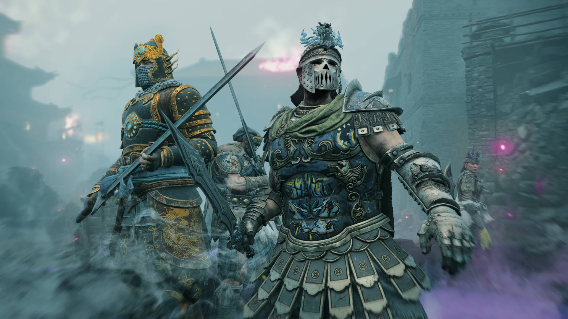 For Honor Latest Season Event Adds New Game Mode