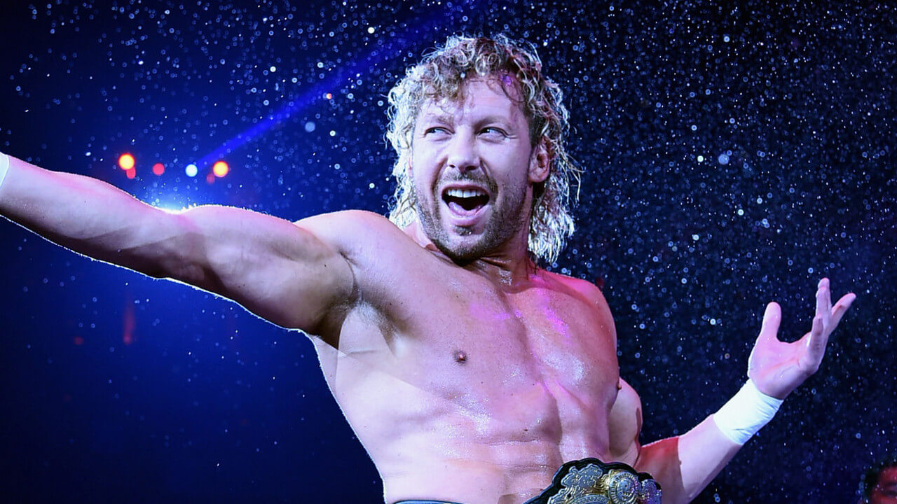 AEW's Kenny Omega to Co-Host Street Fighter V World Finals