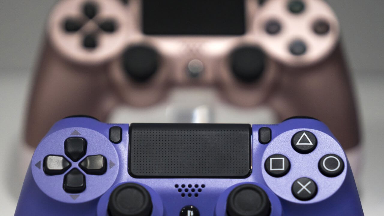 Sony Reveals Designs for a New PlayStation Controller