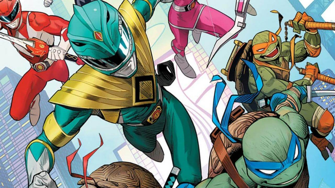 TMNT Crossover Gives The Shredder a New Foot Clan