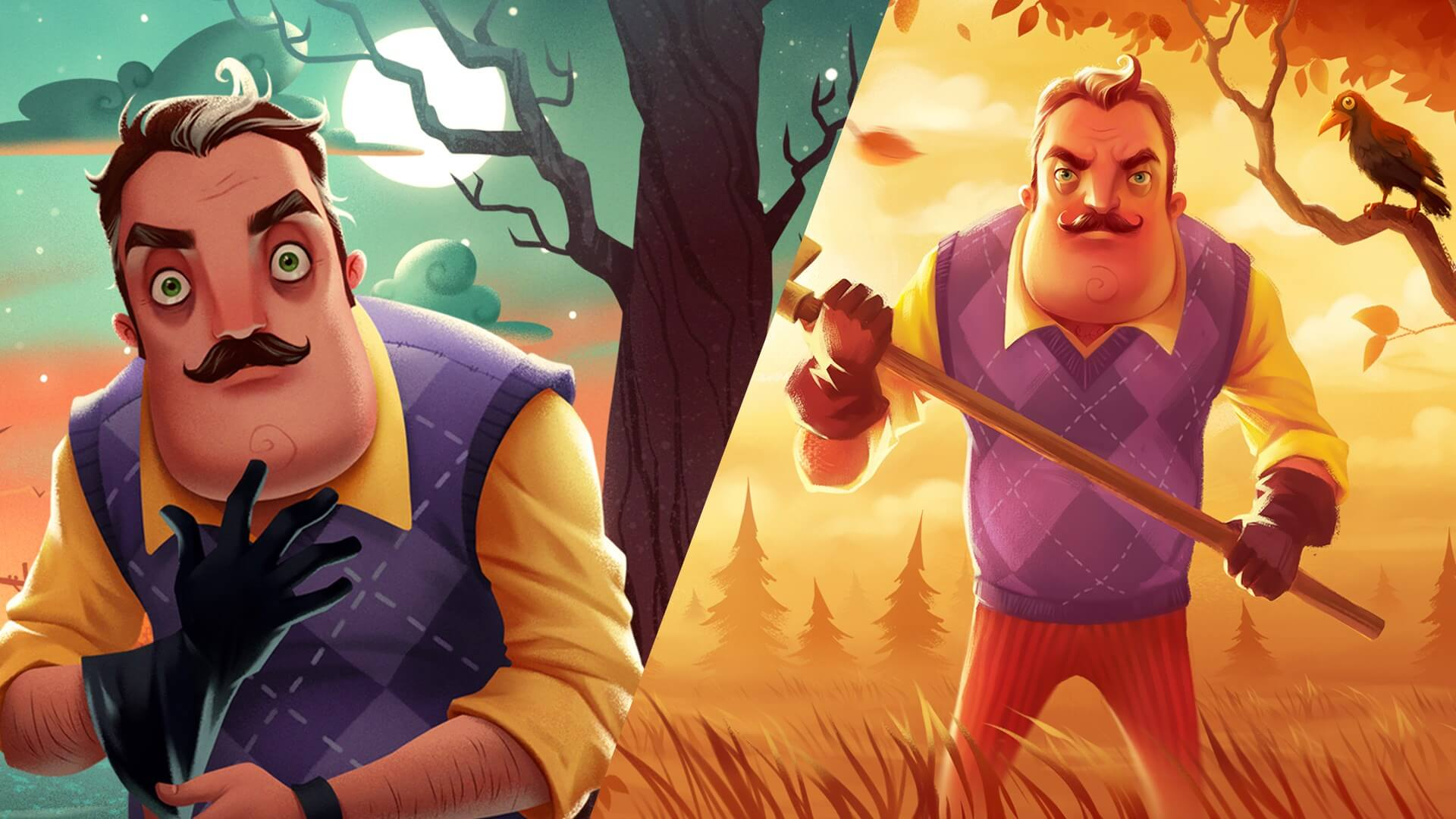 Hello Neighbor: Hide and Seek Launches on Steam