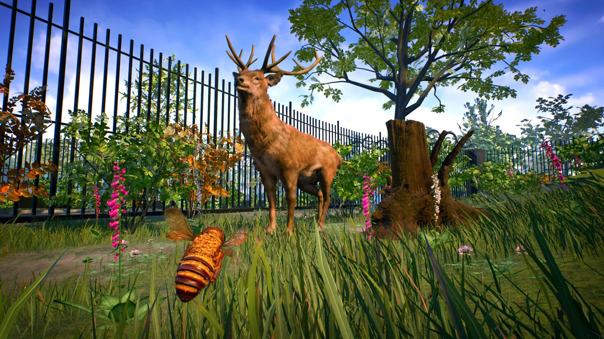 Bee Simulator Review: A Bug's Life