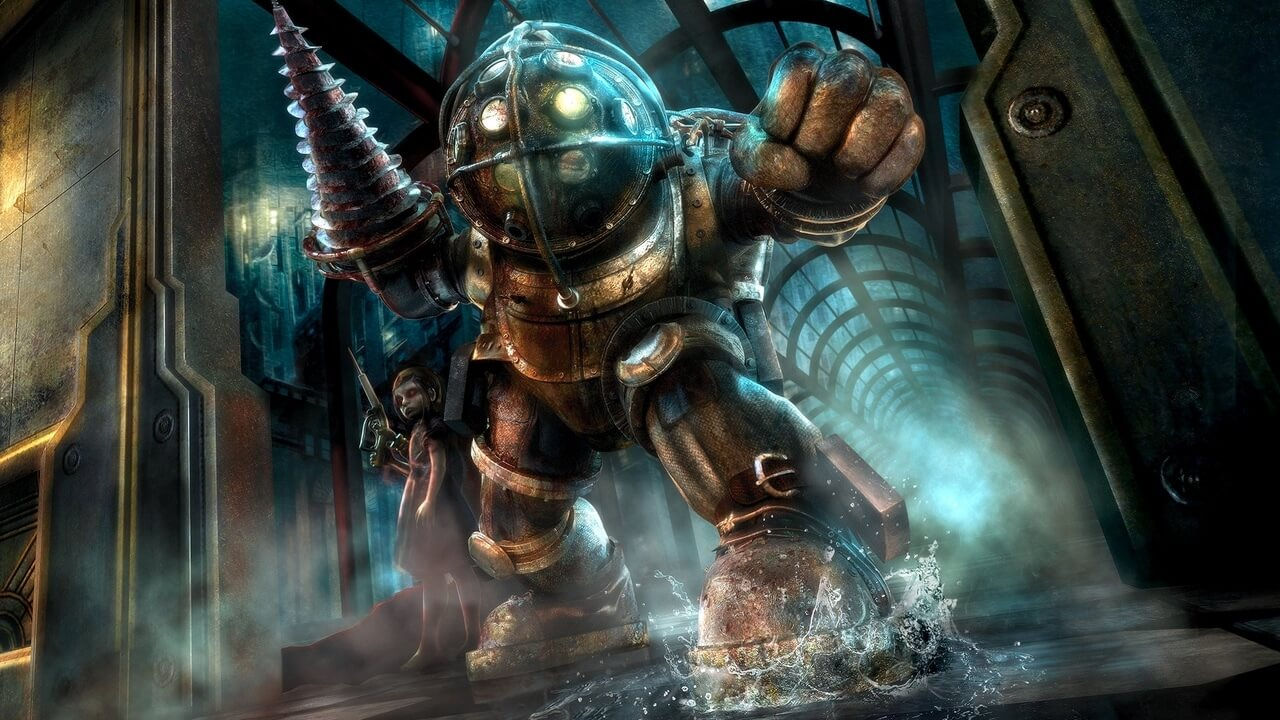 2K Announces New Bioshock is in Production