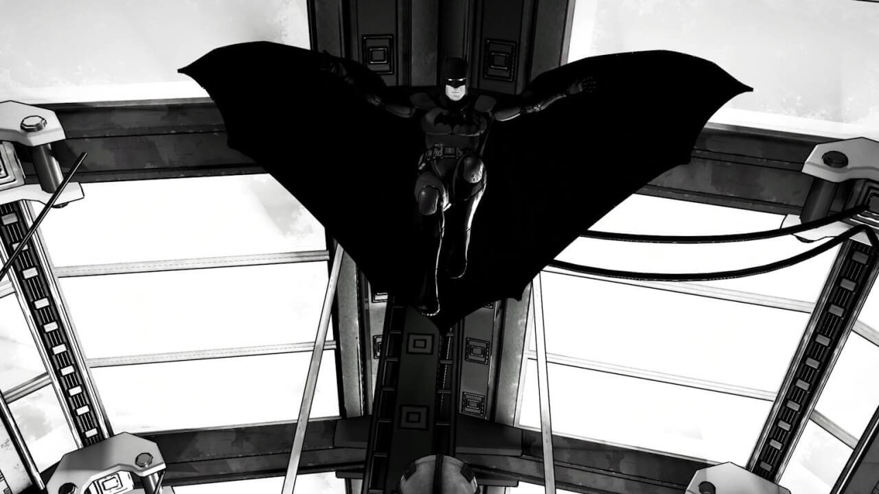 Telltale Batman Shadows Edition Released On Xbox One and Steam