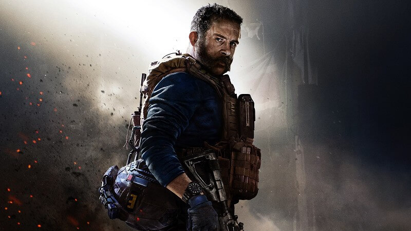 COD'S battle royale, Warzone, has been set for release in March.