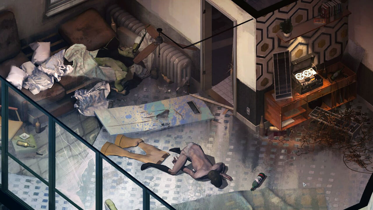 Disco Elysium Review: We Are Our Choices