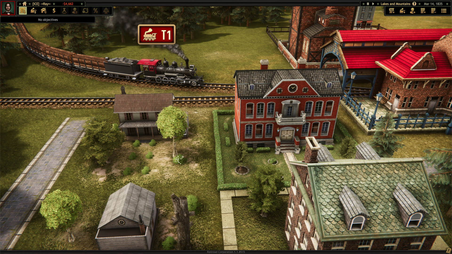 Railroad Corporation Review: The Golden Age of Steam