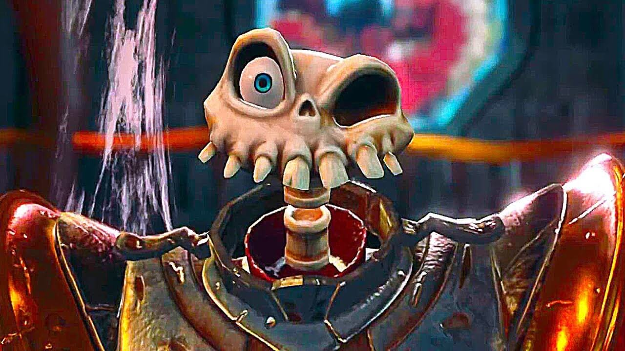 This May Be Why MediEvil Feels Like Dark Souls