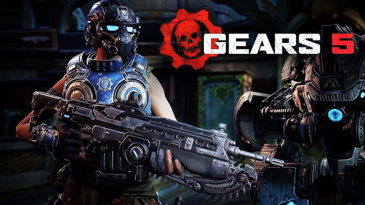 Gears 5 - Operation 2 Is Now Available