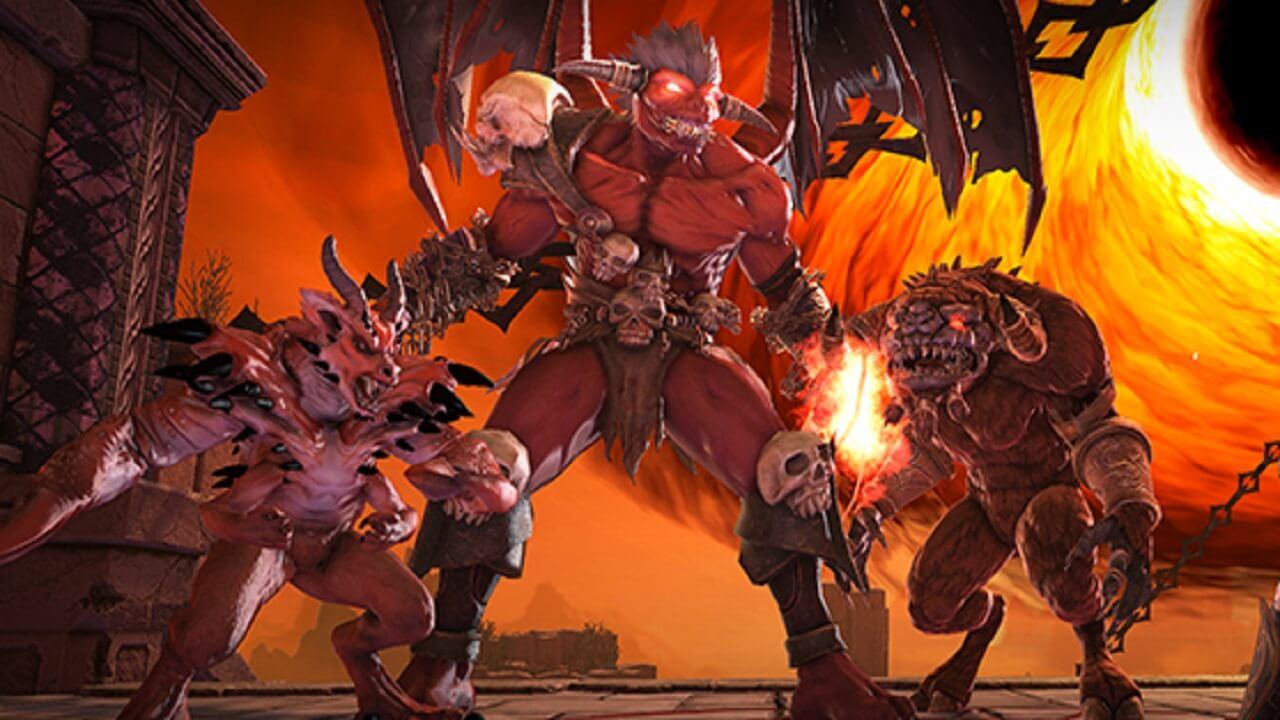 Neverwinter Brings Path of the Fallen and Other Updates to Consoles