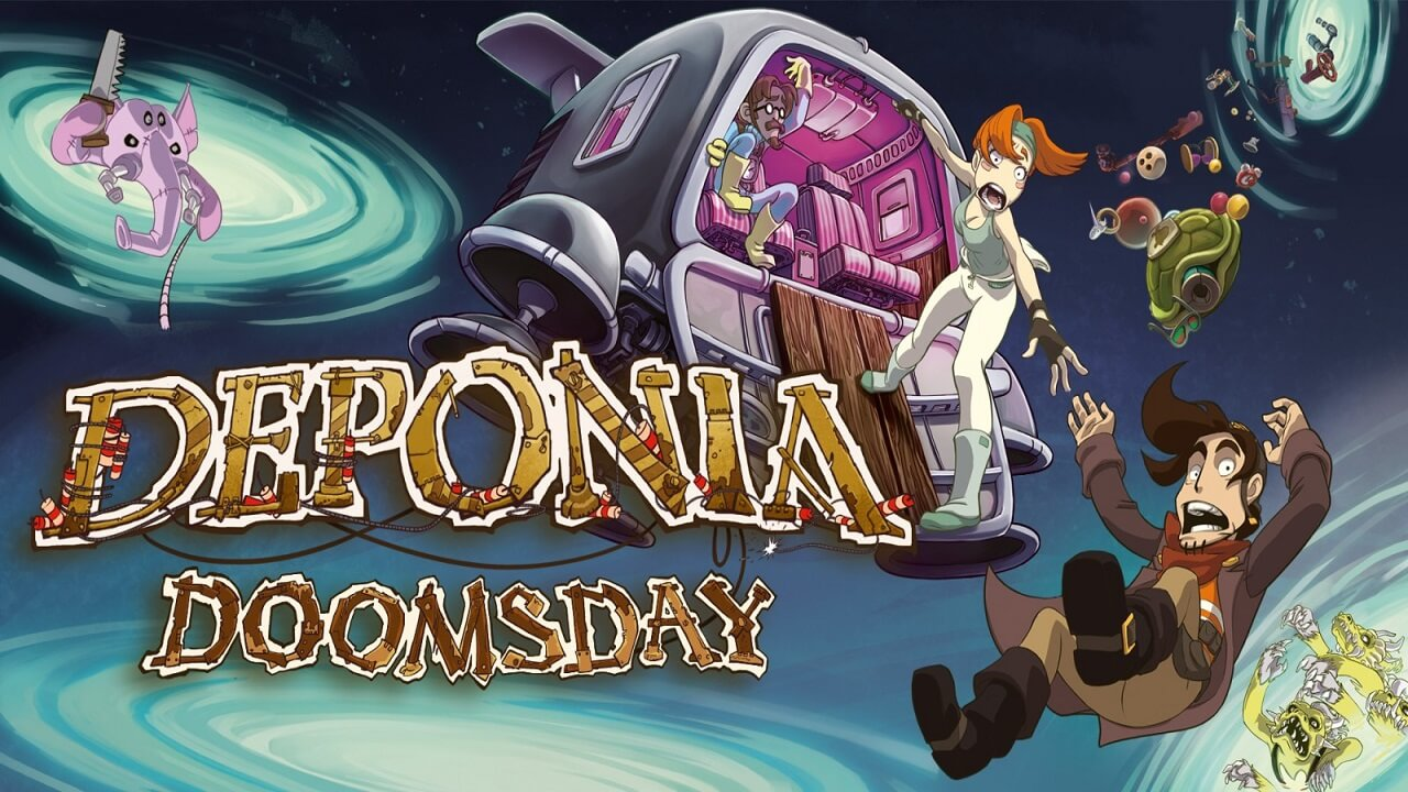 Deponia Doomsday Review: Finishing the Fight On Your Switch