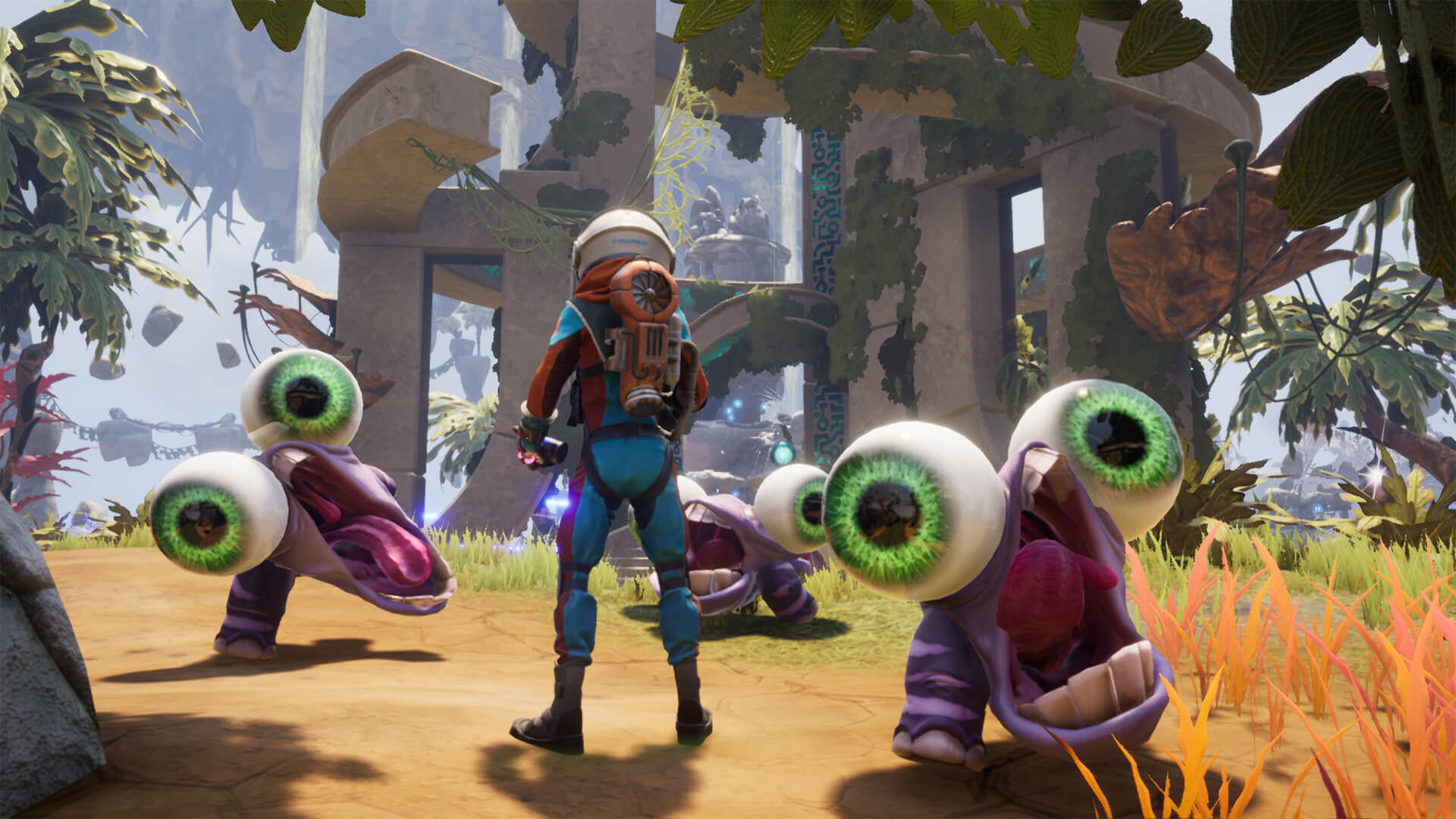Journey to the Savage Planet Review: A Whole New World