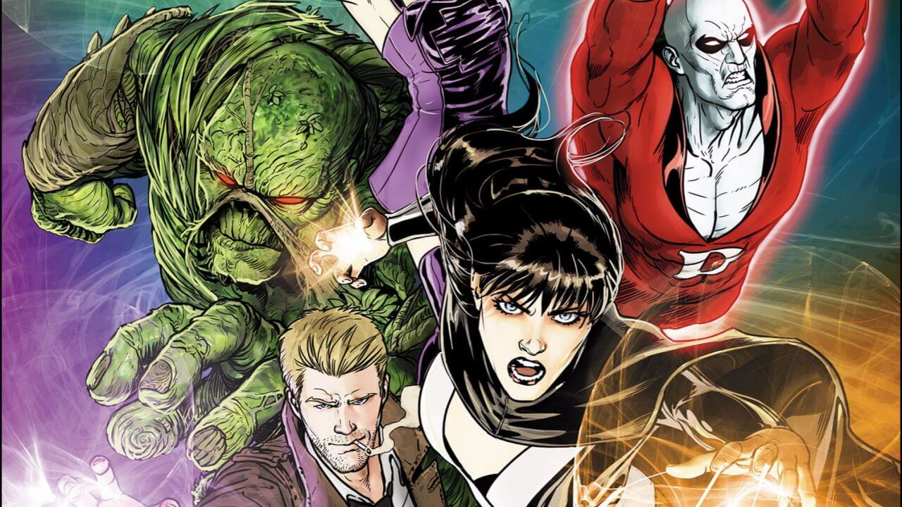 Justice League Dark Film and TV Adaptations in Development