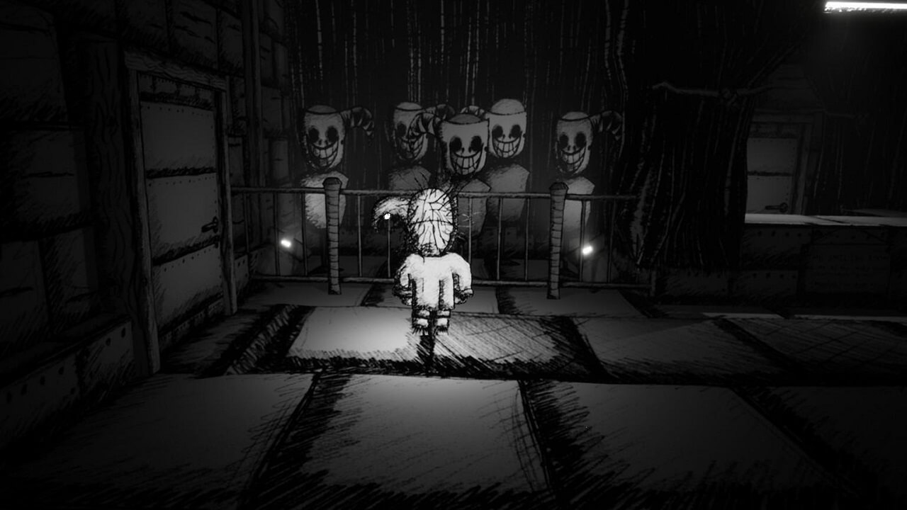 My Beautiful Paper Smile Early Access Detailed