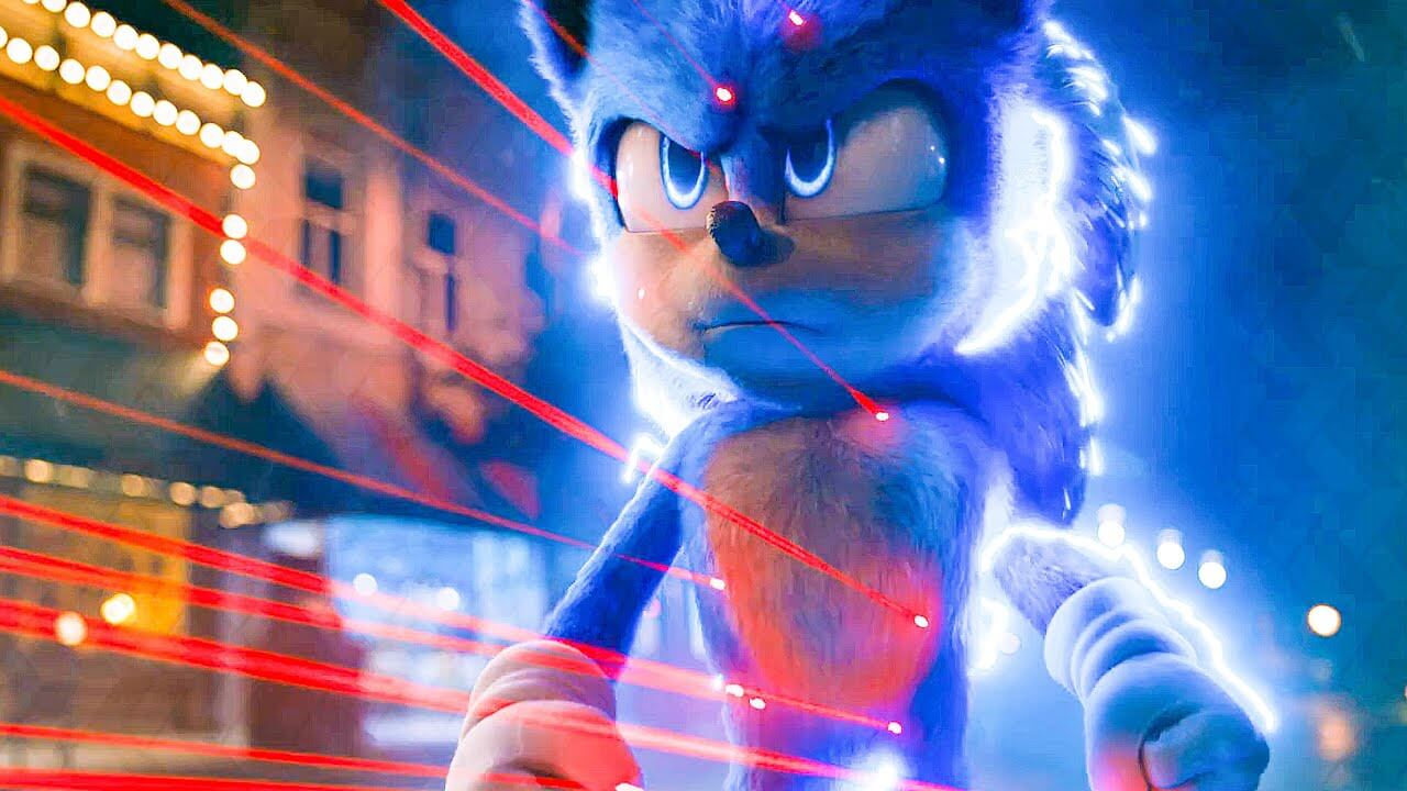 Sonic the Hedgehog Review: Gotta Go Fast to The Theatre