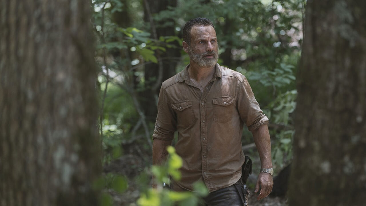 Andrew Lincoln Preparing For His Return to The Walking Dead