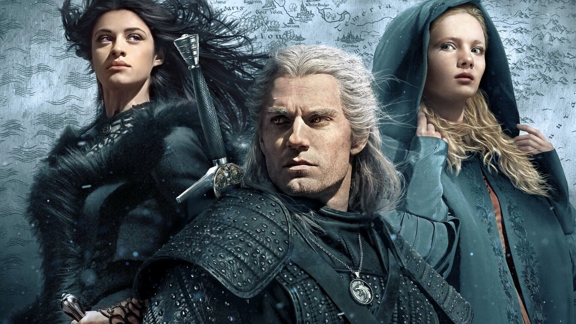 The Witcher Has A Cool Interactive Timeline