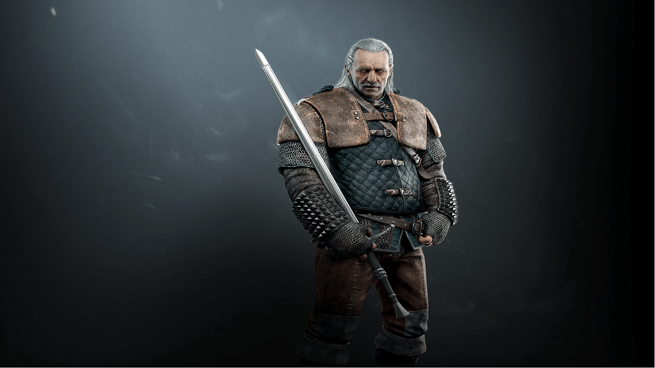 The Witcher Animated Film Will Tell Vesemir's Story