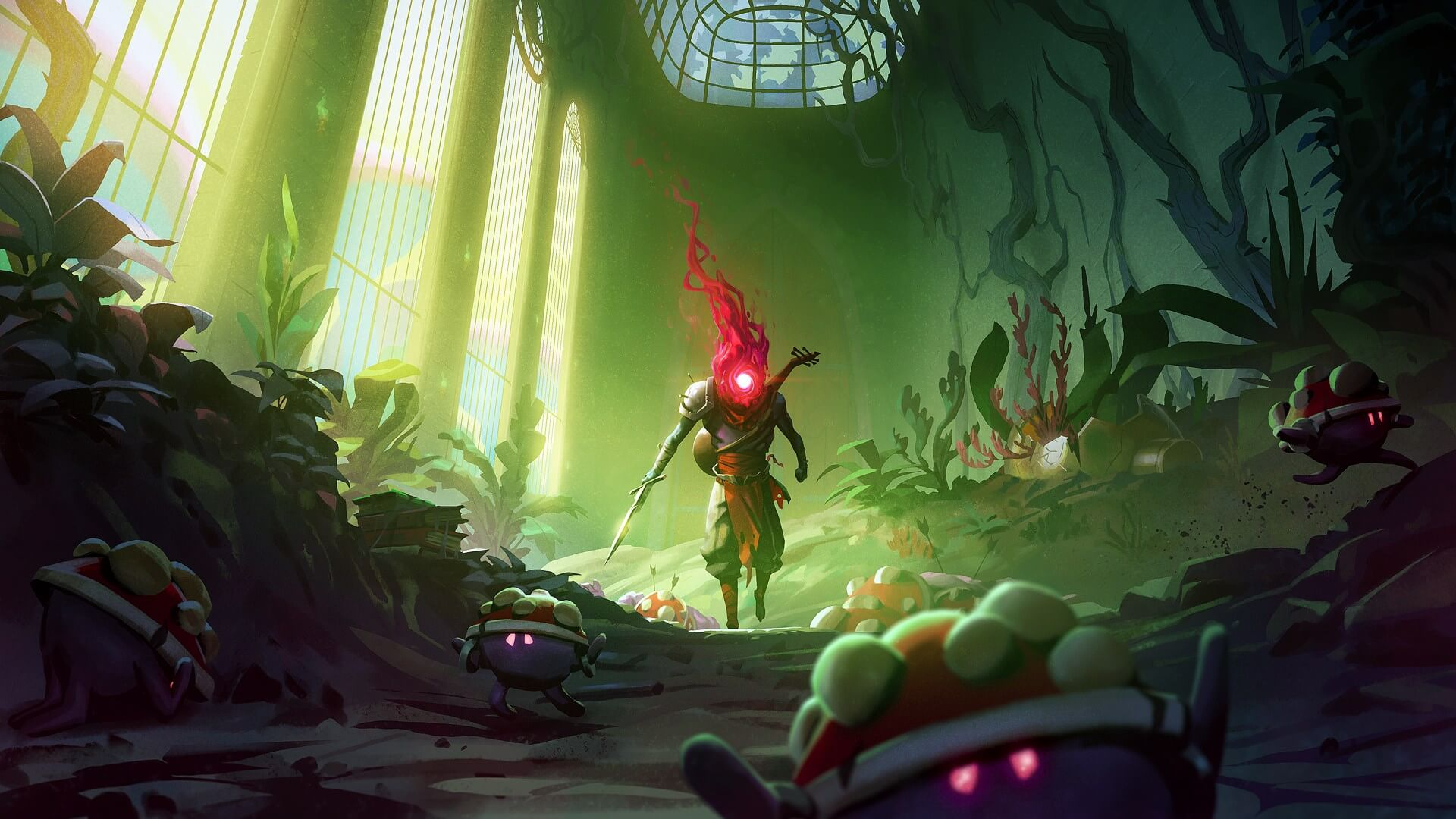 Dead Cells: The Bad Seed DLC Releases February 11