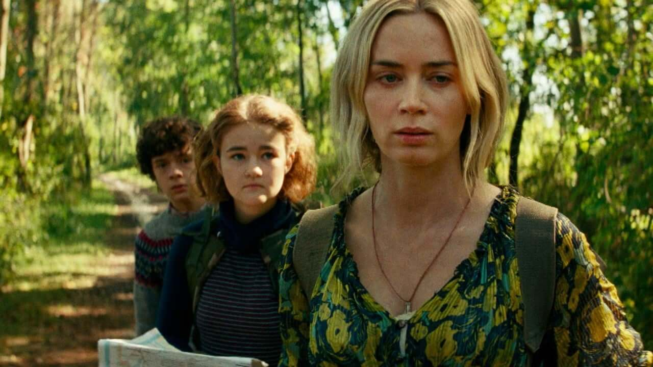 A Quiet Place 2 Trailer Makes Silence Scarier Than Ever